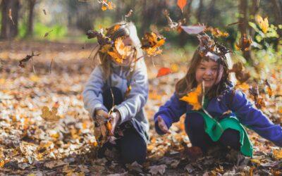 Zo maak je samen met je kind een sfeervol herfst huis