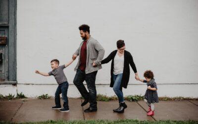 Hoe laat je een samengesteld gezin slagen