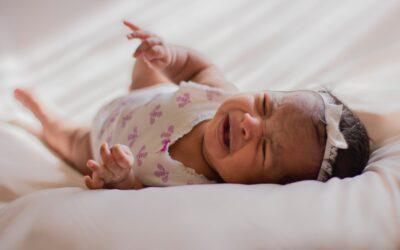 Baby krampjes